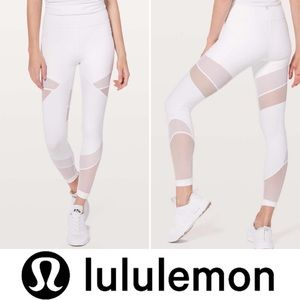 🦊Lululemon Forget the Sweat Tight